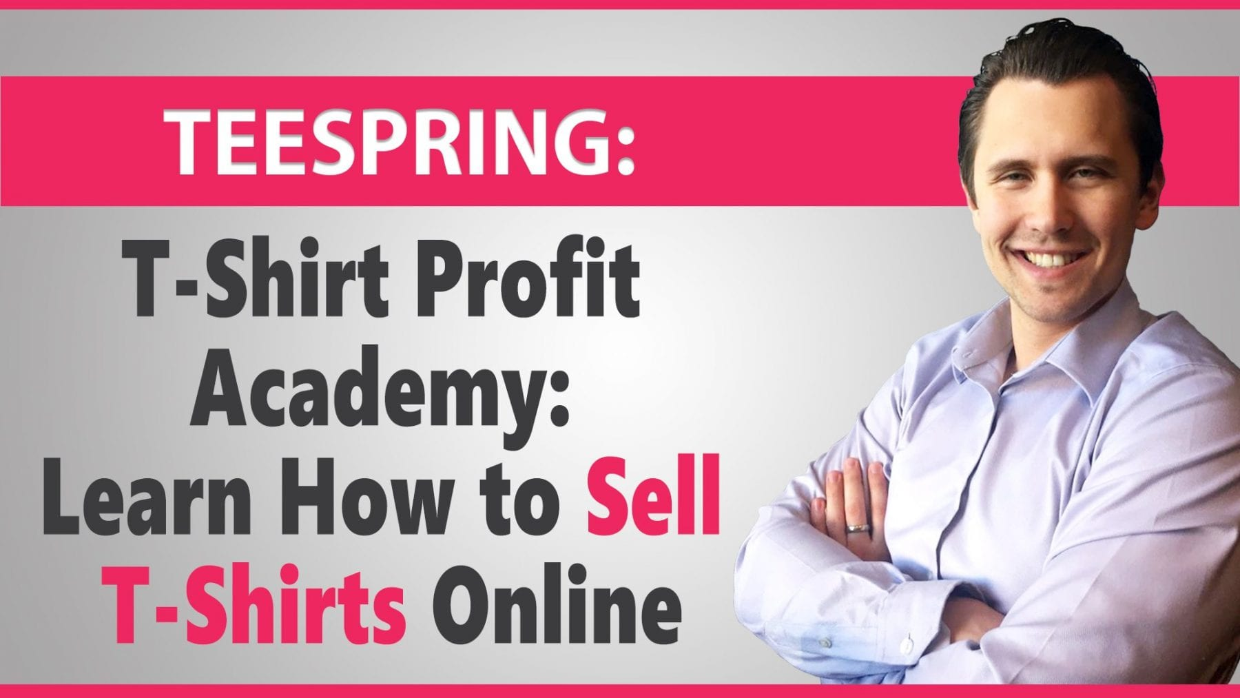 T shirt profit academy want to learn how to sell t shirts for How to sell t shirts